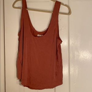 Urban Outfitters mauve colored tank top